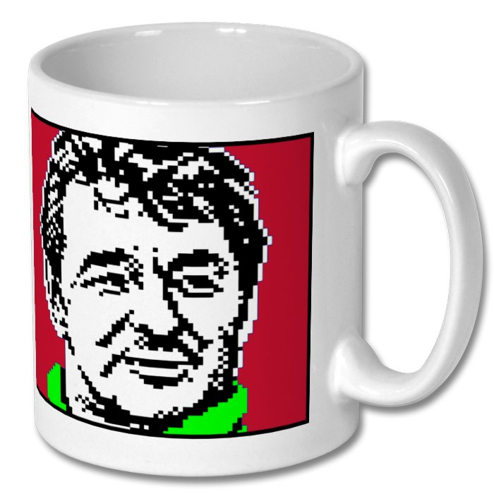 1978 League Cup Final Brian Clough Mug