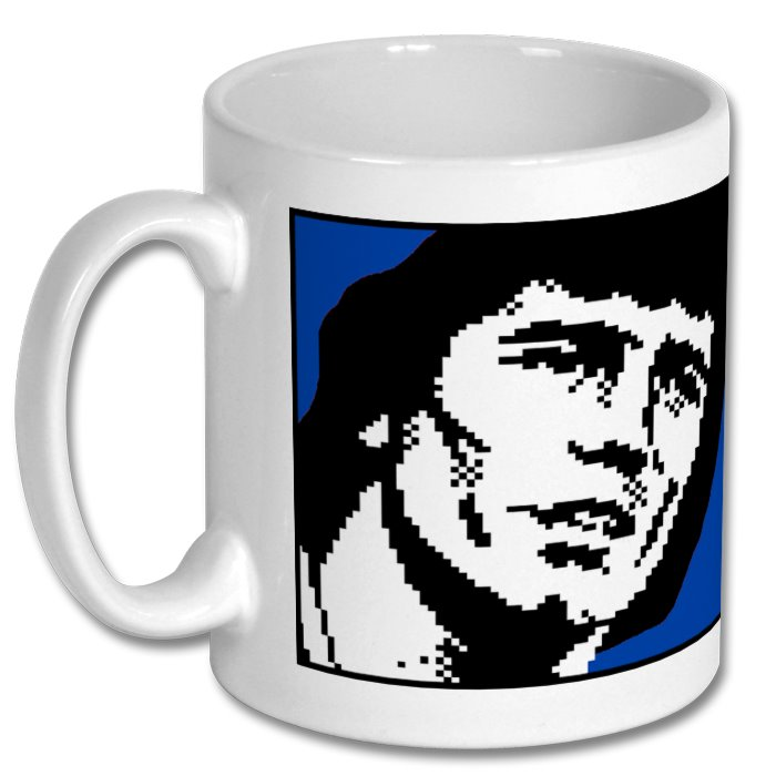 1982 Kevin Keegan's Newcastle Debut Mug